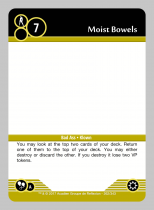 You'll never look at Cards the same way again after you see what we've written on this one!